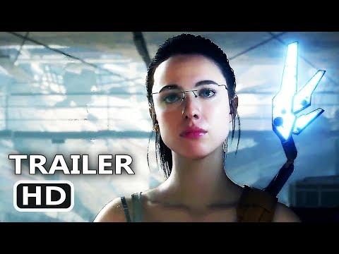 "PS4 - Death Stranding ""Margaret Qualley Mama"" Trailer (2019)"