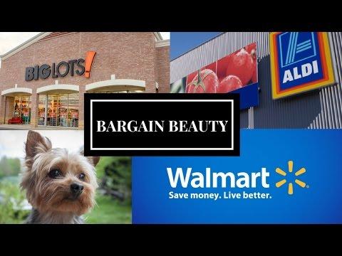 Vlog Style Haul / Aldi / Walmart / Big Lots