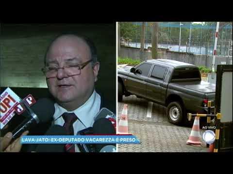 Ex-Deputado Vacarezza é preso em nova fase da operação Lava Jato