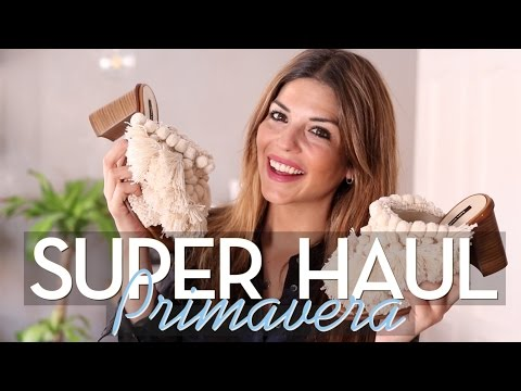 Youtube Taste Trendy Haul Zara Y PrimaveraAsos Super WI9ED2H