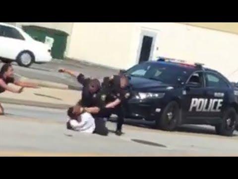 Nuevo arresto violento de un afroamericano en EE.UU. sacude la Red