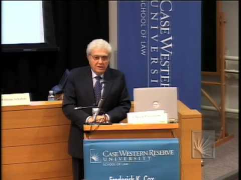 "WCRS 2: ""Historical Evolution of the Crime of Aggression"" - Professor M. Cherif Bassiouni"