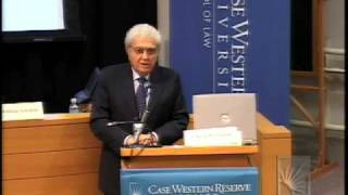 "WCRS 2: ""Historical Evolution of the Crime of Aggression"" - Professor M. Cherif Bassiouni"