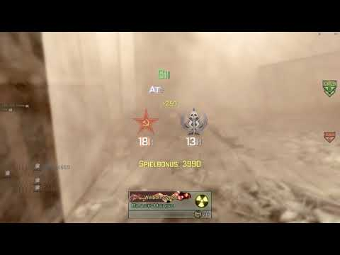 Call of Duty  Modern Warfare 2 - Spetsnaz Nuke sound (german)