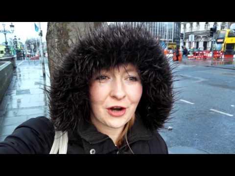 Dublin trip - A quick run through city centre