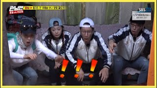 [RUNNINGMAN THE LEGEND] [EP 352-3 Mongolia]   Why Members are surprised in Mongolia Tent?!(ENG SUB)