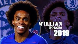 Willian Borges - Amazing Skills Show 2019