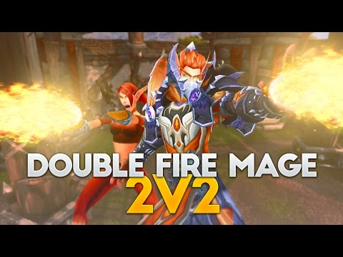 DOUBLE FIRE MAGE 2S LOL ft. Arson