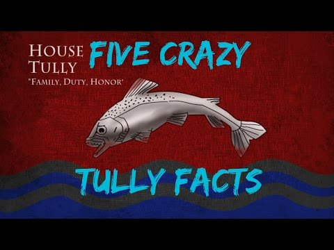 5 Crazy Tully Facts You Might Not Know!