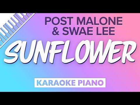 Post Malone, Swae Lee - Sunflower (Acoustic Instrumental)