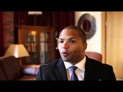 3 with IOP: NFL Player Brendon Ayanbadejo