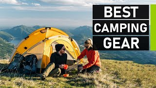 Top 10 Coolest Camping Gear | Amazing Camping Gadgets on Amazon | Camping List