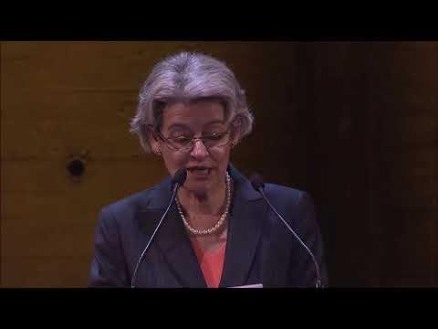 H E IRINA BOKOVA, DG UNESCO17