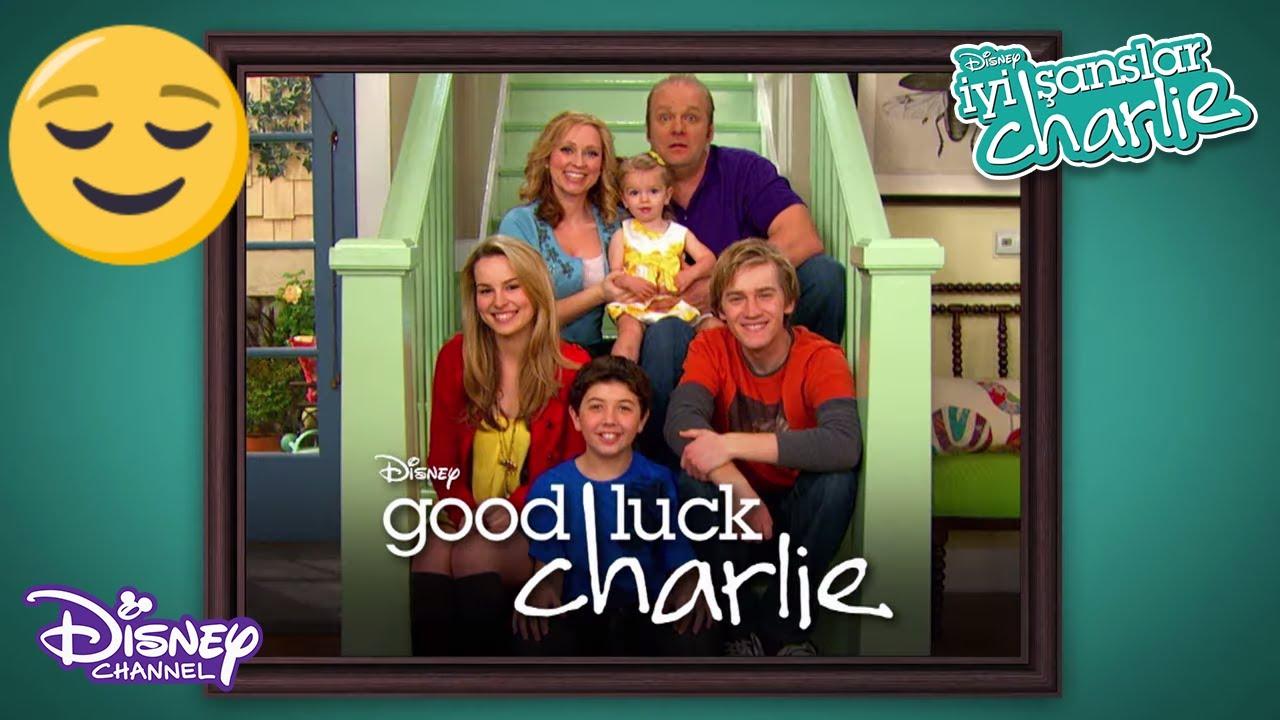 🎵JENERİK MÜZİĞİ🎶| İyi Şanslar Charlie | Disney Channel TR