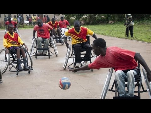 Day of the African Child recognizes children with disabilities