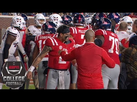 Egg Bowl: ESPN College GameDay predictions for Ole Miss vs ...