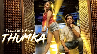 Thumka : Pagalpanti | YO YO Honey Singh | Choreography By Anmol Jamwal & Proneeta  Swargiary