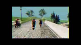 HOT DAY WITH BIKERS - SAMP (M/V) - 2017 -- TUNISIA
