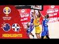 Australia V Dominican Republic - Highlights - FIBA Basketball World Cup 2019