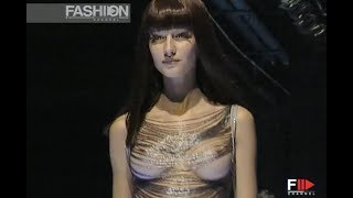 ALEXANDER MCQUEEN Spring Summer 1998 Paris - Fashion Channel