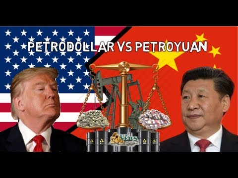 PetroDollar vs PetroYuan: A Historic Week For Both Countries