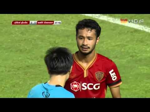มาตรฐานกรรมการบอลไทย  บุรีรัมย์ ยูไนเต็ด 0 - 0 SCG เมืองทองฯ ยูไนเต็ด
