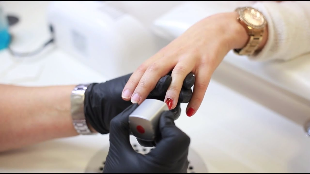 3in1 UV Nagellacke – BAEHR BEAUTY CONCEPT NAILS - YouTube
