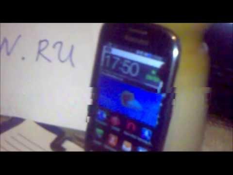 Отзыв о телефоне Samsung Rex 90 GT-S5292 - обзор Samsung Rex 90 GT-S5292