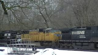 C6M Leads & UP Trails on NS 201