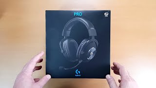 Logitech G Pro X Gaming Headset con Blue VO!CE: Parte 1 - Video Unbox y Detalles Técnicos