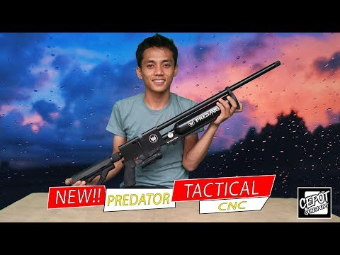 Cepot Gun Sport Air Rifle Review - New Predator Tactical Full CNC