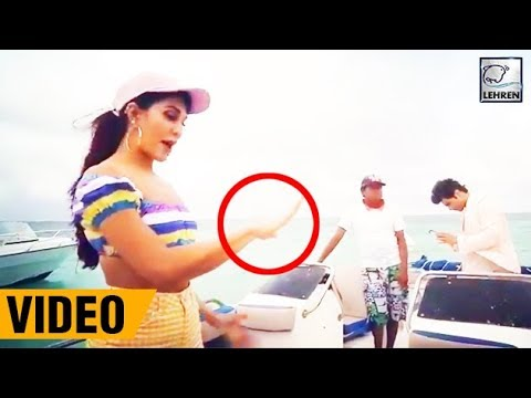 Jacqueline Fernandez Badly INJURED On Judwaa 2 sets | LehrenTV