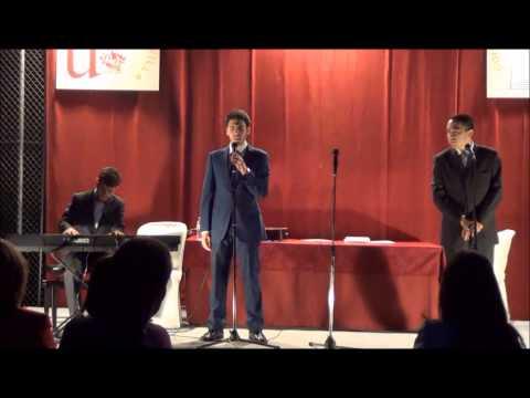 Perdóname (versión acústica piano) - Concierto Clausura CMHC 2012/2013