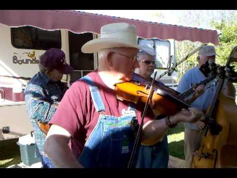 Guy Carawans Annual Bluegrass Jam 2010 #1