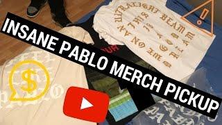PABLO MERCH PICKUP + WE CALL OUT MIKE KORZEMBA?! C&A VLOG 4