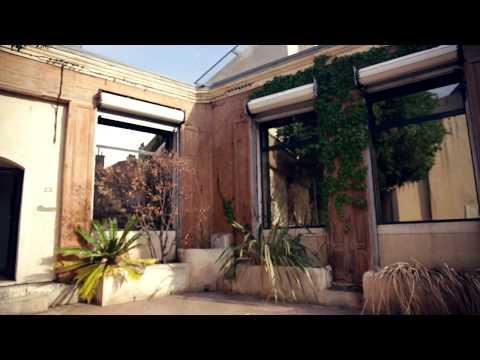 Marseille02: 260m2 - Wohn-Juwel in der City , Loft - Wohnen mit Pool & Kunst