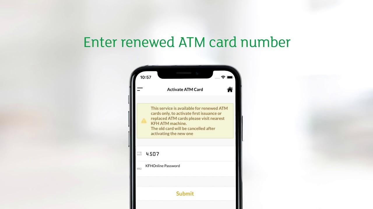 activate debit card  youtube