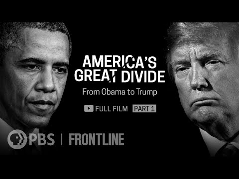 America's Great Divide, Part 1 (full Film) | FRONTLINE
