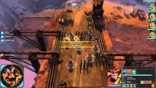 Warhammer 40k: Dawn of War II - Gameplay w/Commentary || GALAXY GTX 670 2GB Video Card