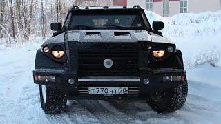 Российский Броневик Комбат Т-98.(Канал помощи при подборе авто