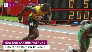 How Fast Can Humans Run? - A Week in Science