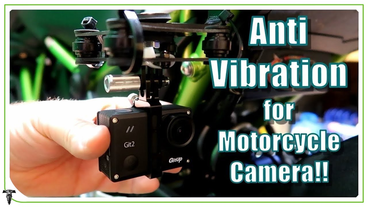 Best Motorcycle Camera 2020 BEST Anti Vibration GoPro Motorcycle Mount | Get Perfect Footage