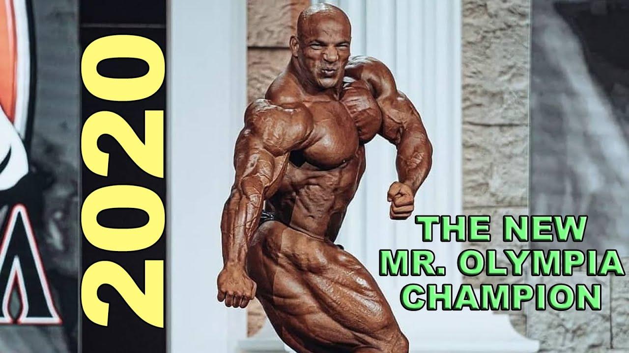 TOP 5 MR OLYMPIA 2020 RESULTS / BIG RAMY WON