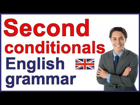 Second conditional   Unreal conditionals