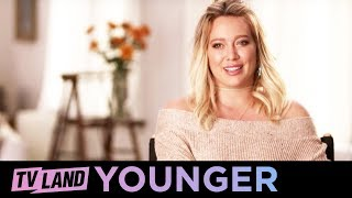 Younger   The Marshmallow Experiment   Behind the Scenes Season 3 Ep. 2