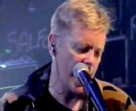 New Order -love will tear us apart.