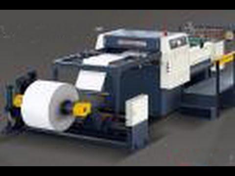 Royo Machinery KCM-1400A New Roll Sheeter
