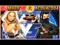 SFV/SF5 ✪ MAGO (KARIN) VS ACQUACQUA (IBUKI) | FT3 - STREET FIGHTER V