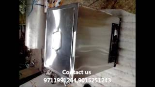 Stainless steel hot pack manufacturer video by Solution Forever