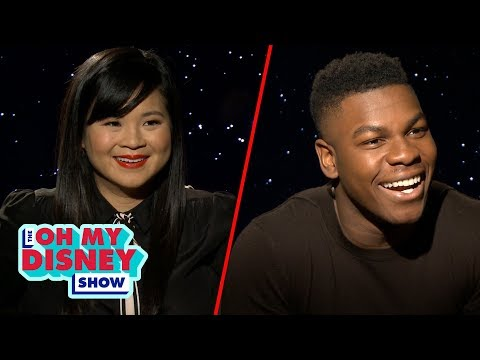 Download Youtube: John Boyega and Kelly Marie Tran Build a Droid to Find Out Which Star Wars Character They Are